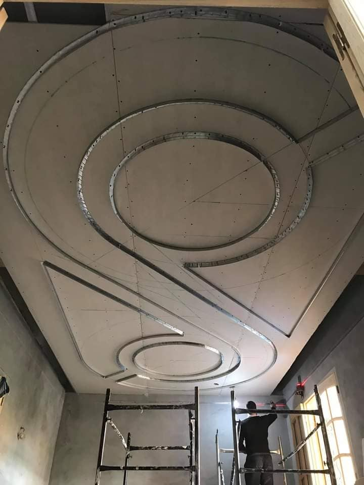 Ceiling Drywall Repairs Pleasanton CA
