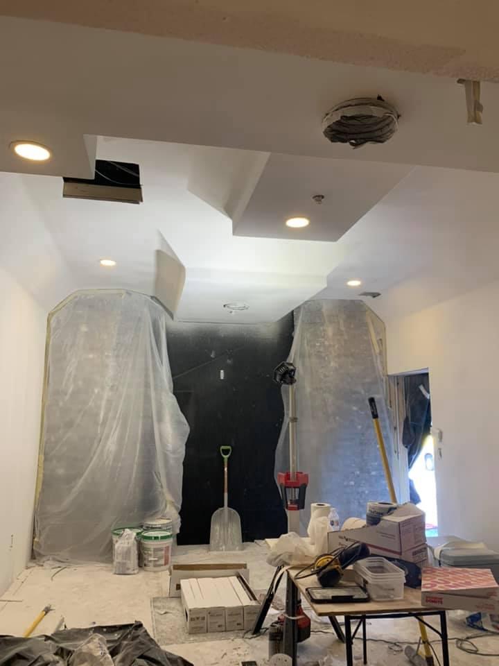 Drywall Finishing Pleasanton CA
