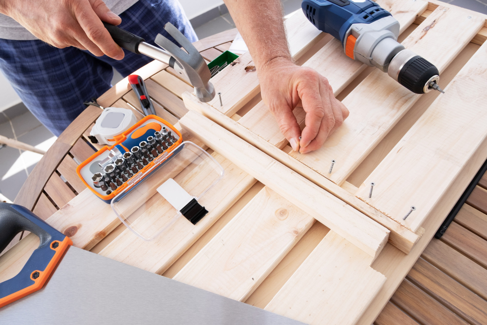 Furniture Repair Pleasanton CA